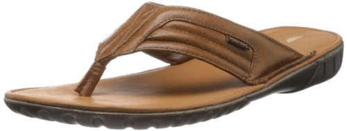 877b01ce66f3 Red tape rss1423 Mens Turbo Tan Leather Flip Flops Thong Sandals ...