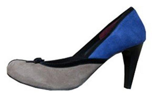 Mossto  Pumps, Escarpins pour femme Bleu - Marine Blau