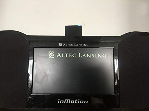 Bluetooth Adapter for Altec Lansing iMV712 Speaker for iPod iPhone - Black - Altec Lansing Iphone