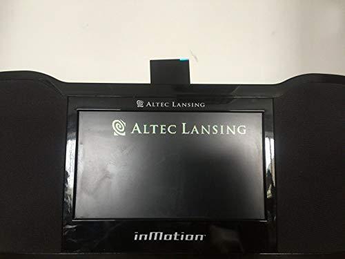 Bluetooth Adapter for Altec Lansing iMV712 Speaker for iPod iPhone - Black