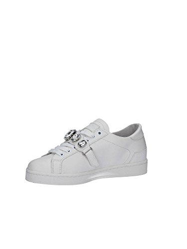 D.A.T.E. , Damen Sneaker Bianco