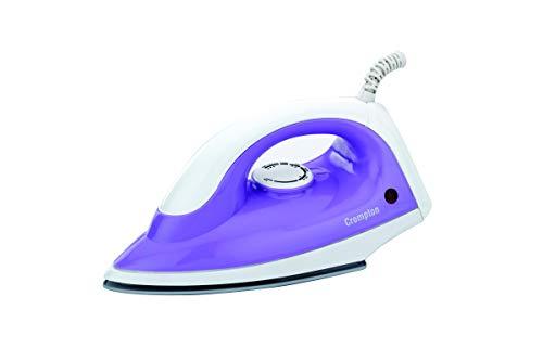 Crompton DM1 Plus 1000-Watt Dry Iron (Violet)