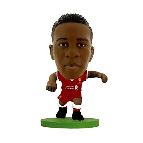 SoccerStarz SOC957 Liverpool Nathaniel Clyne - Kit de hogar (versión 2018)