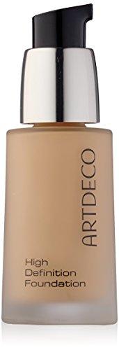 Artdeco Make-Up femme/woman, High Definition Foundation Nummer 08 Natural peach, 1er Pack (1 x 30 ml)