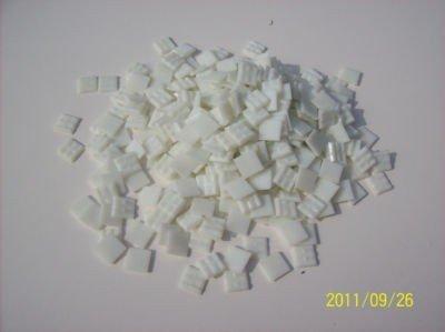 1 kg Glasmosaik Mosaik Off white 2x2 cm NGL 03 von Mosaikpalast24 - TapetenShop