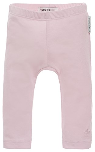 Noppies Baby - Mädchen Legging G Ankle Angie, Einfarbig, Gr. 56, Rosa (Light Rose C092)