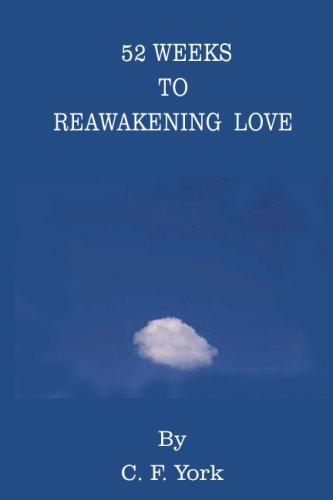 Preisvergleich Produktbild 52 Weeks to Reawakening Love