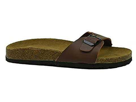 Mojo Women's Single Strap Footbed Sandals