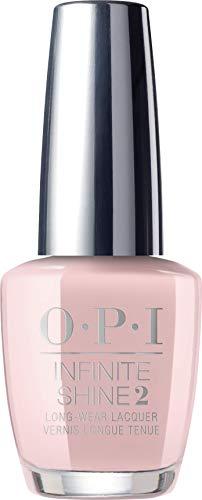 OPI Infinite Shine Nagellack, Baby, Take a Vow,1er Pack (1 x 15 ml) - Pink-nail-strengthener