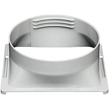 F /& C Abgasrohrschnittstelle Teil L H Für 15 cm tragbare Klimaanlage