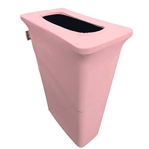 la-lino-elasticizzato-trash-can-cover-per-slim-jim-in-microfibra-poliestere-spandex-rosa-chiaro-23-g