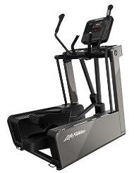 Life Fitness FS4 Elliptical Crosstrainer ( Farbe Titanium)