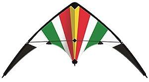 Gunther Ciervo Volante Lucky Loop Sport Stunt Kite, 1082, MULTICOULEUR