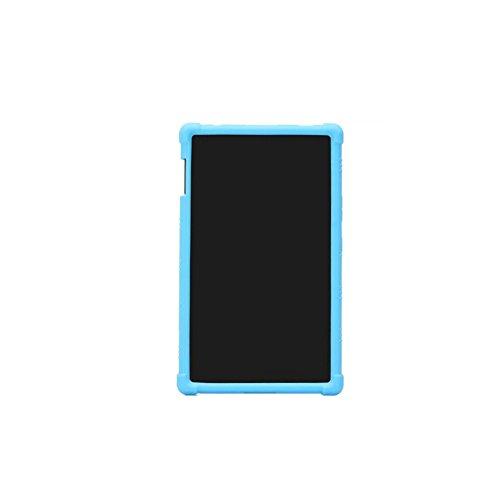 """cover silicone tablet 8 pollici Meijunter Soft Silicone TPU Cover Protezione Case per 8"""" Lenovo Tab 4 8 TB-8504F/N Tablet"""