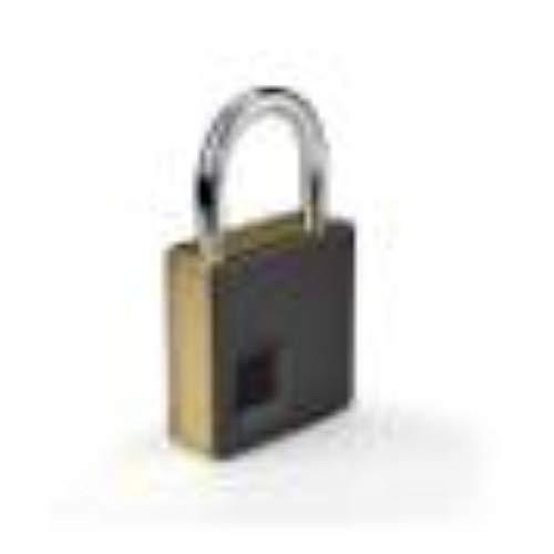 Gepäck-türschloss (Fingerprint Smart Lock Waterproof/Fingerprint Unlocking Anti-Diebstahl-Vorhängeschloss Türschloss Gepäck Golftasche, Gepäck, Gym Locker, Schließfach, Kommode usw. Gold)