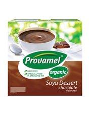 Provamel Bio Soya Dessert Choco 4x125g (Brauner Zucker Spa)