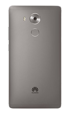 Huawei Mate 8 Smartphone (15,24 cm (6 Zoll) Full HD Touchscreen, 32 GB, Android 6) space grau - 2