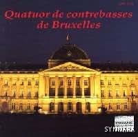 Quatuor De Contrebasse De Bruxelles