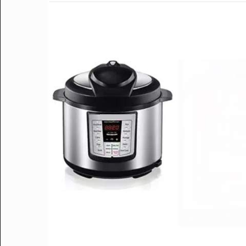 Reiskocher,Programmierbare Elektrische Druck Cook Rice Cooker Food Steamer Mit Slow Cooker ()