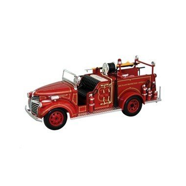 1941 GMC Fire Engine Truck Diecast Model 1/32