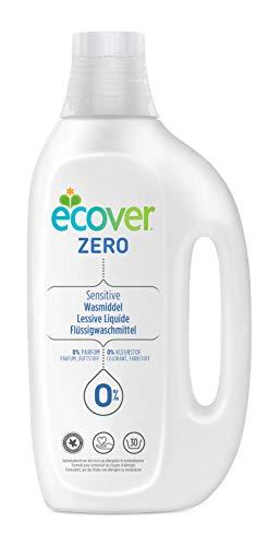 Ecover Zero Flüssigwaschmittel, 30 Wl, 1, 5l