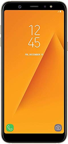 Samsung Galaxy A6 Plus (Gold, 64GB) Without Offer
