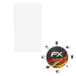 atFoliX Schutzfolie kompatibel mit Xomax XM-2DA801 Displayschutzfolie, HD-Entspiegelung FX Folie (3X)