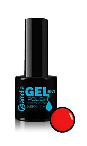 Amelia Cosmetics Esmalte Gel Uñas 3 1 Color Coral