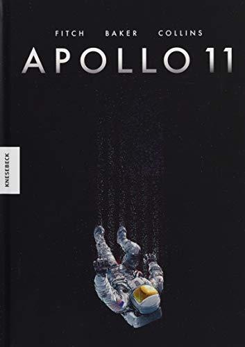 Apollo 11: Die Geschichte der Mondlandung von Neil Armstrong, Buzz Aldrin und Michael Collins als spannender Comic