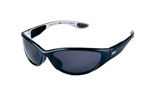 Gill Classic Watersport Beach Bootfahren Yachting oder Surf Sonnenbrillen in Navy und Weiß - Praktische Brillen für alle Wassersportarten