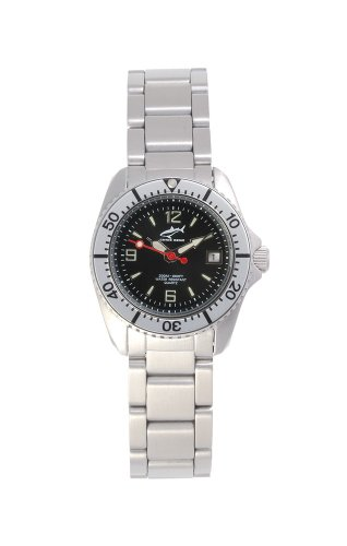 Chris Benz One Lady CBL-S-SI-MB Women's Diving Watch