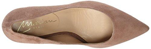 Calzados Marian 2400, Chaussures à talon avec bout fermé femme Rose (maquillage)