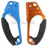 Alcoa Prime Safety Rock Climbing Hand Ascender For Rappelling Rescue Gear 8-12mm Rope