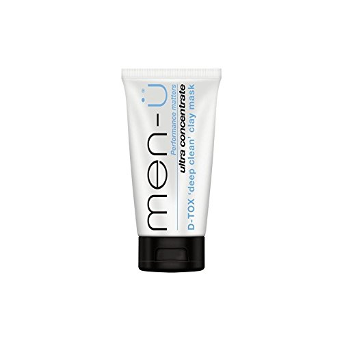 Men-Ü D-Tox Deep Clean Clay Mask (100ml)
