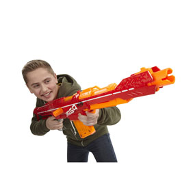 NERF N-Strike Mega Centurion Blaster: Amazon.co.uk: Toys ...