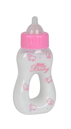 Simba 105563965 Mini New Born Baby 13 Biberon magico