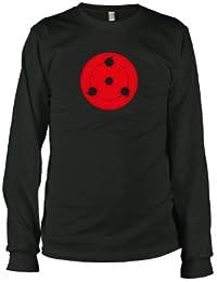 TEXLAB - Sharingan Stufe 3 - Langarm T-Shirt