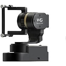 FeiYu Tech WG 3-Ejes Gimbal Cardán Llevable Estabilizador de Mano Compatible con Gopro LCD Touch BacPac de aluminio del trípode
