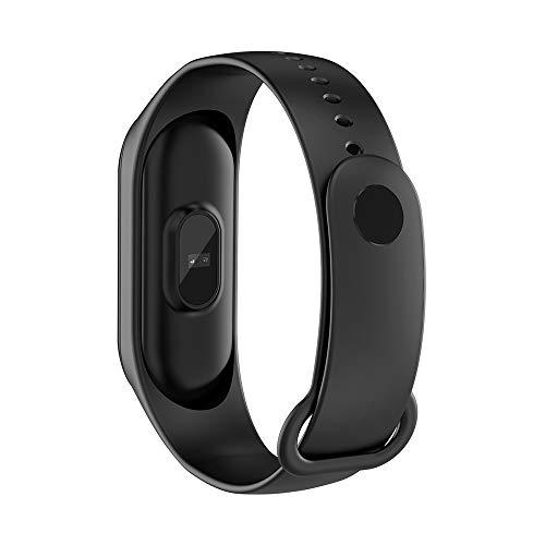 Imagen de nueva pulsera inteligente m4 con pantalla a color ips, reloj de actividad a prueba de agua con monitor de ritmo cardíaco, presión arterial, monitor de sueño, contador de calorías alternativa