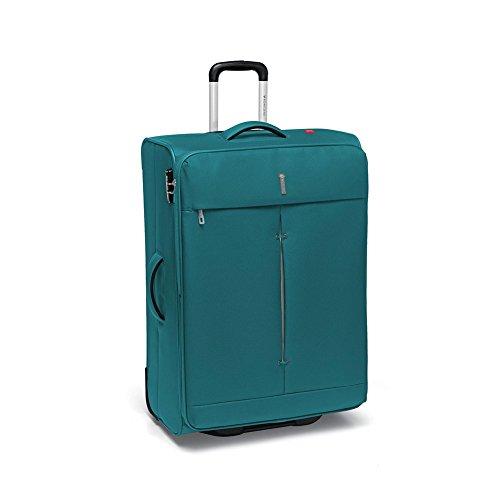 trolley-grande-espandibile-78-cm-2-ruote-roncato-ironik-415101-smeraldo