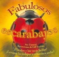 Fabulosos escarabajos (NO FICCION INFANTIL) por Sue Unstead