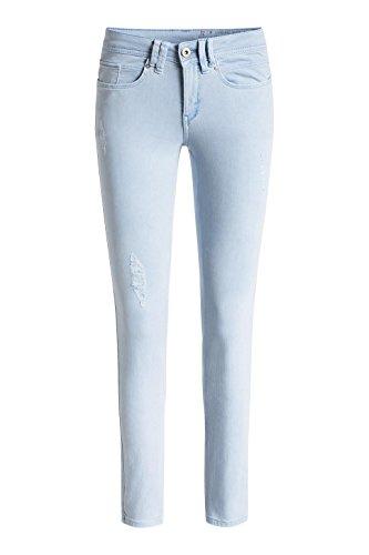 edc by ESPRIT im Used Look-Mutande Donna Blau (PASTEL BLUE 435)