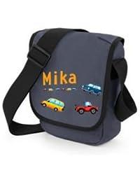 """Preisvergleich für Kindergartentasche """"Autos"""" mit Namen"""