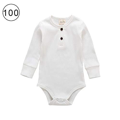 DRAULIC Baumwolle Mischmaterial Maschinenwaschbar Handwaschbar Einteilig Babykleider aus hochwertigem
