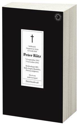 Peter Rätz : nio år som undercoveragent por Dick Sundevall