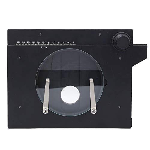 Microscopio de plataforma