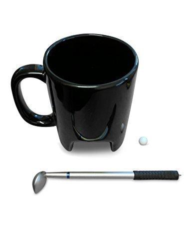 GaGadgets Golf Spiel Neuheit Kaffee Tasse. Geschenkverpackung