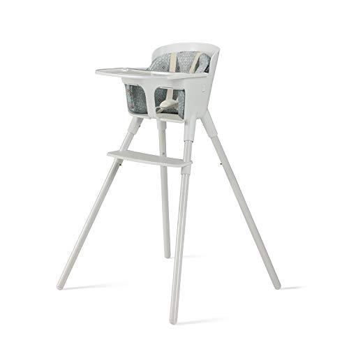 cbx Chaise haute LUYU XL, De 6 mois à 3 ans (15 kg), Comfy Grey