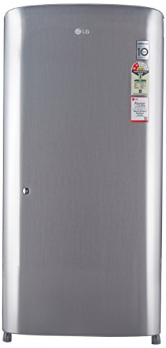 Buy LG 215 Ltrs GL-B221RPZV Direct Cool Single Door Refrigerator Online at Best Price in India