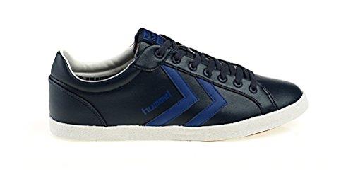 hummel DEUCE COURT Unisex-Erwachsene Sneakers Dress Blue